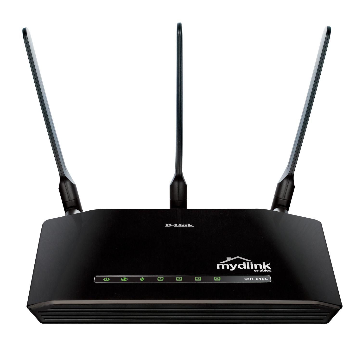 D-Link N300 Cloud Router DIR-619L - Houston Media Systems